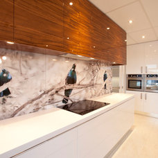 Contemporary Kitchen by shannon pepper design