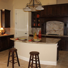 Traditional Kitchen by Epic Flooring. LLC