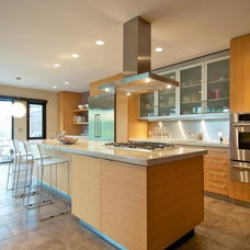Contemporary Kitchen by Incite Design