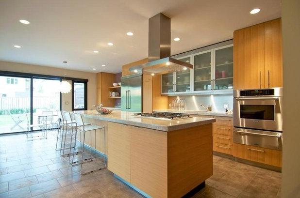 Contemporary Kitchen By Incite Design
