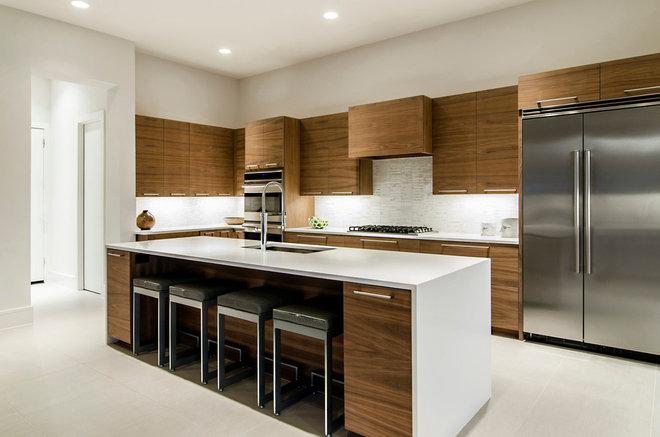 Modern Kitchen by John Lively & Associates