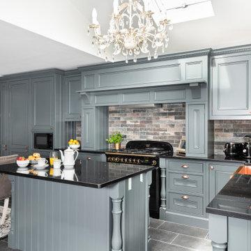 Aziz's Stunning Designer Kitchen