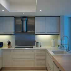 Beach Style Kitchen by Ba Design Group