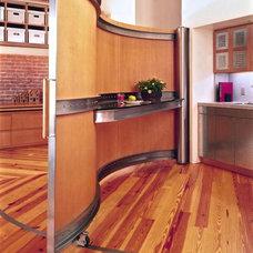 Contemporary Kitchen by BraytonHughes Design Studios