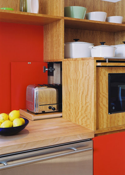 6 nifty ideas for storing your kitchen amenities. Black Bedroom Furniture Sets. Home Design Ideas