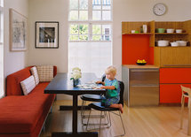 Banquette/bench seating