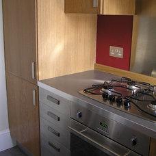 Contemporary Kitchen by Celia James
