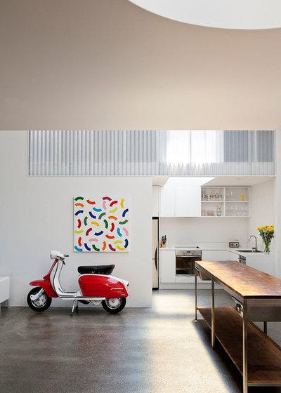 Modern Kitchen by Glamuzina Architects