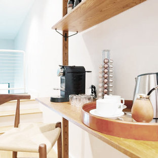 Bachelor's Loft-Kitchen