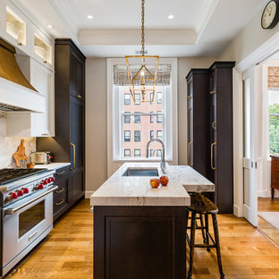 Back Bay Kitchen and Master Bath
