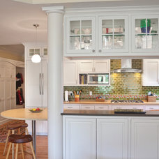 Traditional Kitchen by Lee Kimball
