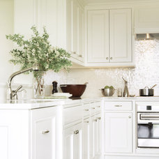 Traditional Kitchen by SLC Interiors