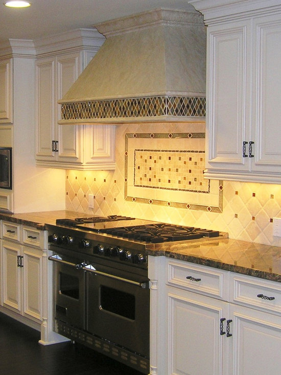 Kitchen Backsplash Border backsplash tile border | houzz