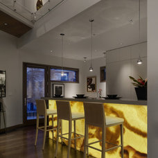 Modern Kitchen by 186 Lighting Design Group - Gregg Mackell