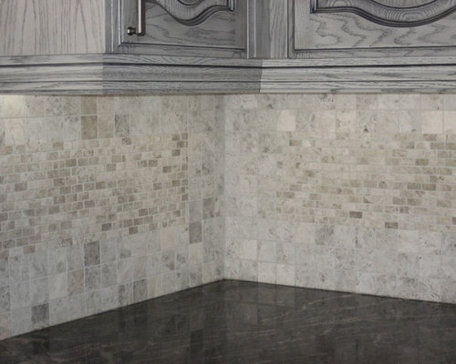 Grey Marble Backsplash Ideas Pictures Remodel And Decor