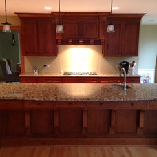 Rustic Kitchen by Creative Design Installations