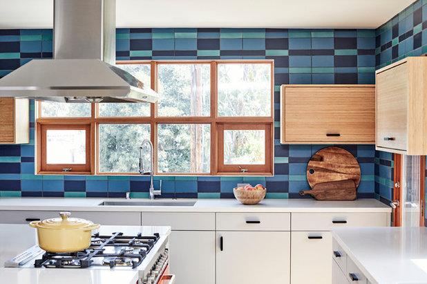 Retro Cocina by Fireclay Tile