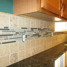 Traditional Kitchen by Legacy Floors