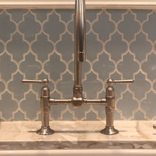 Traditional Kitchen backsplash tile