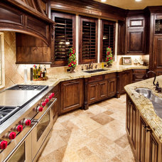 Traditional Kitchen by Riverwoods Mill