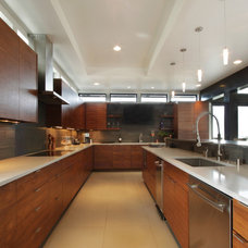 Contemporary Kitchen by First Lamp
