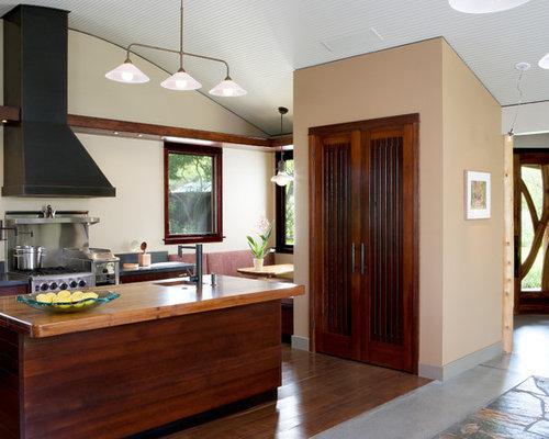 Double Pantry Doors | Houzz
