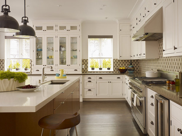 Ideas For L Shaped Kitchens