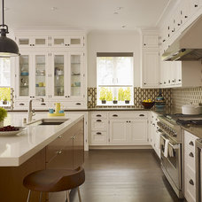 traditional kitchen by Steven Miller Design Studio, Inc.