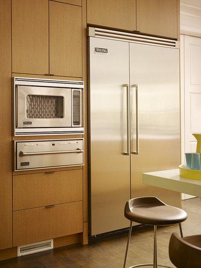 Beau Modern Kitchen By Steven Miller Design Studio, Inc.