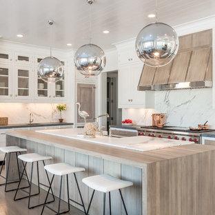 Bakes & Kropp - Bridgehampton Driftwood Dream Kitchen