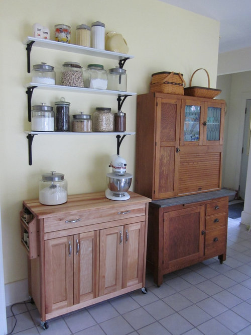 Hoosier Cabinet Ideas, Pictures, Remodel and Decor