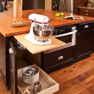Baking Station - Country Kitchen with Modern Conveniences