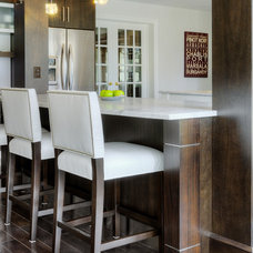Modern Kitchen by Braam's Custom Cabinets