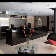 Contemporary Kitchen by baldinger-studio.com