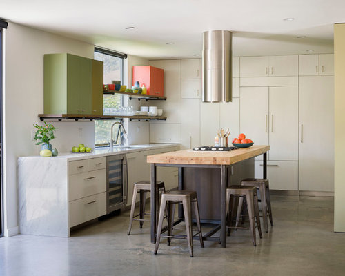 ikea kitchen design. Small contemporary eat in kitchen inspiration  Example of a small trendy l shaped Ikea Kitchen Houzz