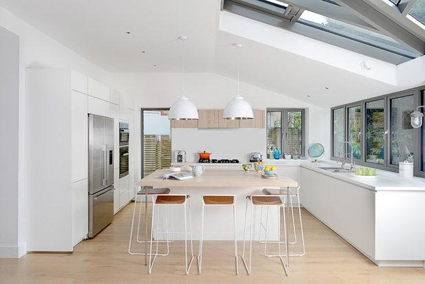 Contemporary Kitchen by Into interior design