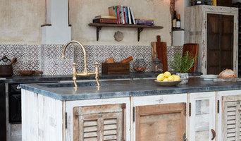 Balham Home (Reclaimed Tiles)