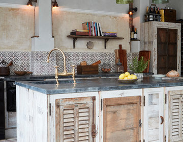 Balham Home (Reclaimed Tiles)