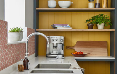 6 Ways to Add a Dash of Yellow to Your Kitchen