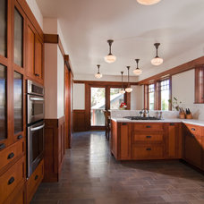 craftsman kitchen by Bali Construction