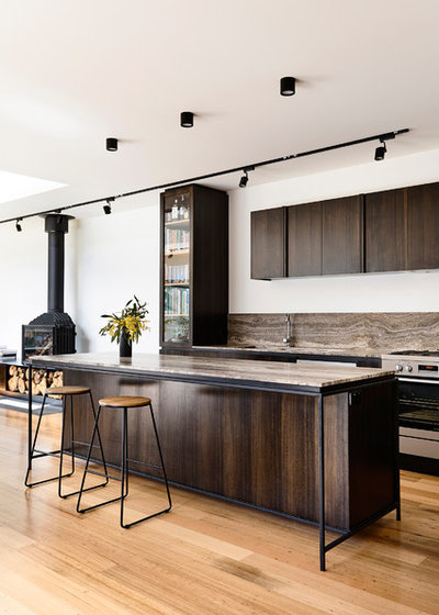 Contemporary Kitchen by Porter Architects