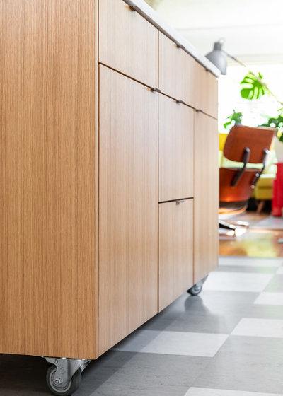 Модернизм Кухня by Jim Burton Architects
