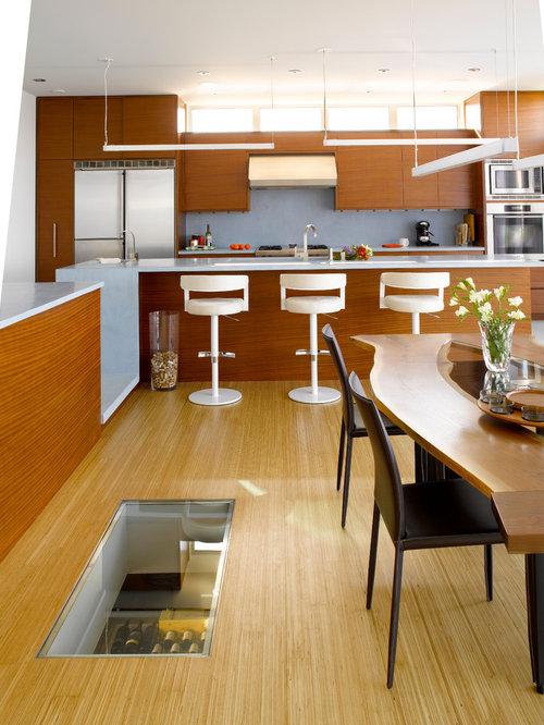 Sapele Cabinets | Houzz