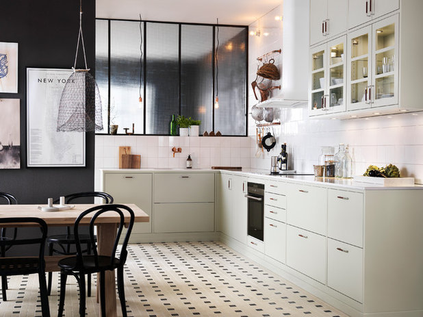 Industrial Kitchen by Dysign AB