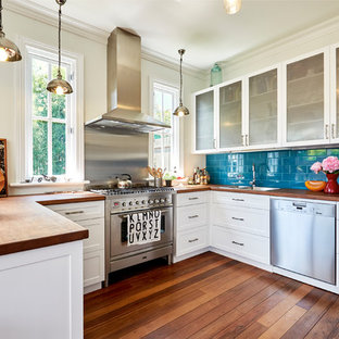 Balmain cottage - kitchen