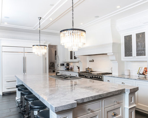 Super White Granite Home Design Ideas, Pictures, Remodel and Decor
