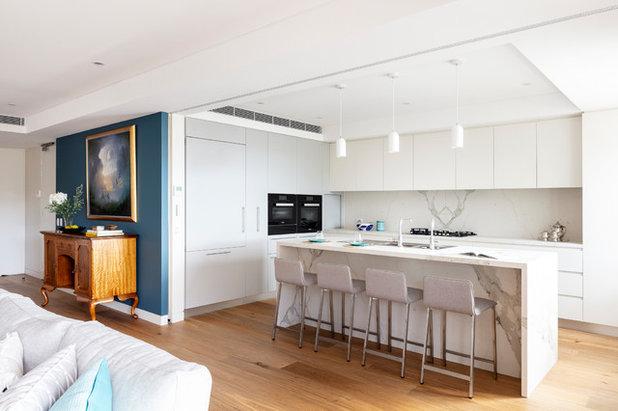 Modern Kitchen by cristina gomes architecture and design