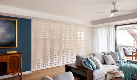 Room of the Week: Flexibility and Flair for a Downsizer's Unit