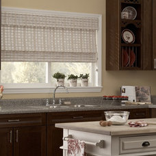 Traditional Kitchen by 3 Day Blinds