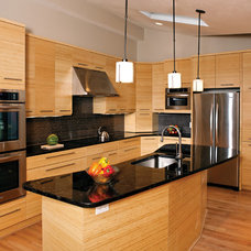 Asian Kitchen by Fresh Surfaces